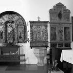 No Interior Mosteiro de Celas Coimbra.