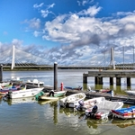 Ponte sobre o Rio Arade, Portimão