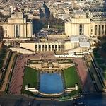 A view over the city - Paris
