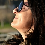 Sun on my face___
