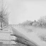 Junto ao Tâmega numa manhã de nevoeiro