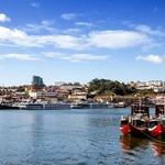 Barcos no Douro