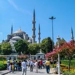 Turquia......,Mesquita Azul