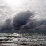 sinais de tempestade