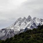 Ushuaia....Monte Cinco Irmãos.
