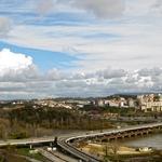 Entrada de Coimbra Via Norte