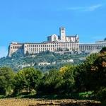 Itália.....Basílica de São Francisco de Assis