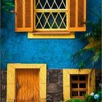 Casa azul- Canela, Rio grande do Sul