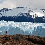 A incrível geleira Perito Moreno