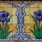 Azulejos _ Arte Nova