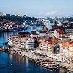 Assim é a Ribeira do Porto