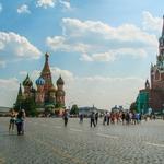 Moscou - Praça Vermalha.
