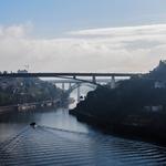 As pontes do rio Douro