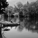 Junto ao rio