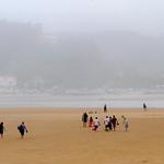 Que importa o nevoeiro se estamos de férias