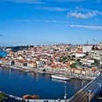 panorâmica da cidade do Porto_ Portugal