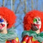 Carnaval colorido...