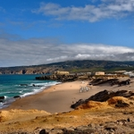 Praia Grande no Guincho