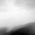Nevoeiro nas montanhas___