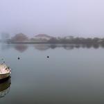 Nevoeiro em Alburrica