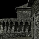 Fachada do Castelo de Ourém
