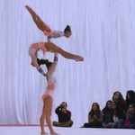 Ginástica acrobática  V