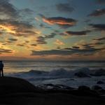 A beautiful sunset___