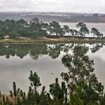 Recantos da lagoa de Óbidos