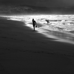 Os surfistas das ilhas de bruma .