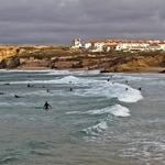 Baleal, paraiso de surfistas