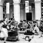 o fantasma a orquestra