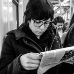 Leituras no comboio
