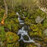 Muita agua na Serra