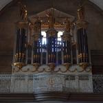 Órgão de  tubos  da Igreja de NªSª da Vitoria