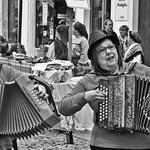 Musica na Rua.