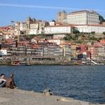 Tarde no Porto