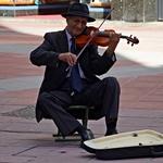 Violinista de rua