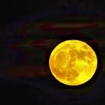 Como eu vi a super lua