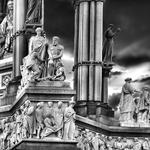 Detalhes de Albert Memorial
