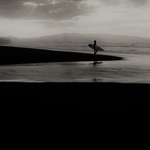 O surfista que só procurava a Liberdade .