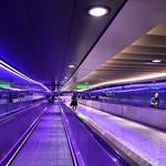 A caminho do Metro