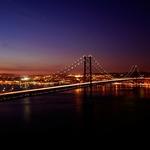 "Nocturno da ""Ponte 25 de Abril"""