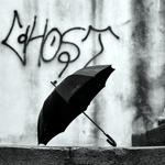 Ghost umbrella...