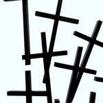 Crosses of life...