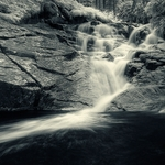 Waterfall (infrared)