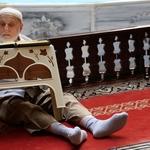 leitura na mesquita