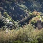 O castelo e a serra