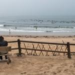 Os mirones do surf