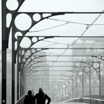 A ponte centenária...