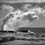 Tempestade no mar...